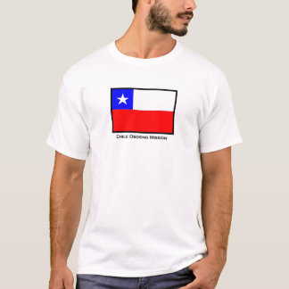 Chile Osorno LDS Mission T-Shirt
