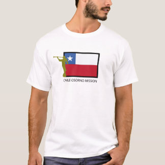 Chile Osorno Mission LDS CTR T-Shirt