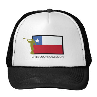 Chile Osorno Mission LDS CTR Trucker Hat