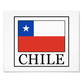 Chile Photo Print