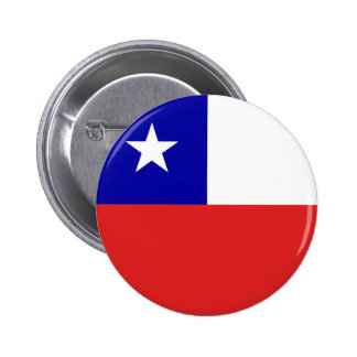 Chile Pinback Button