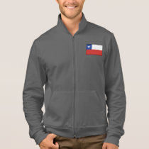 Chile Plain Flag Jacket