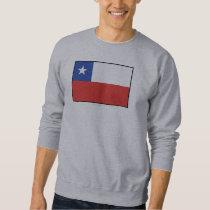 Chile Plain Flag Sweatshirt