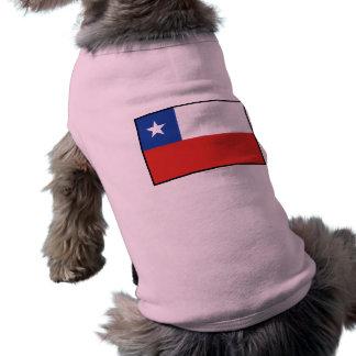 Chile Plain Flag Tee