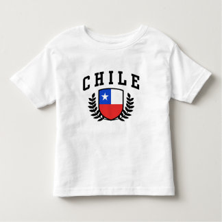 Chile Playera De Bebé