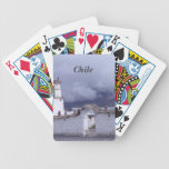 Chile Playing Cards