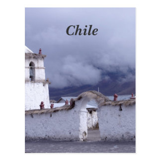 Chile Post Cards
