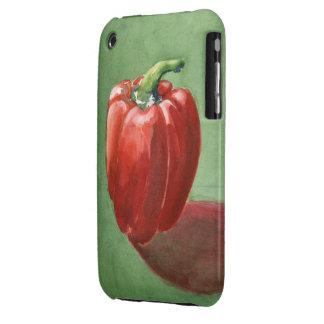 Chile Rojo Grande iPhone 3 Cases
