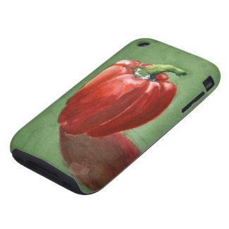 Chile Rojo Grande iPhone 3 Tough Cases