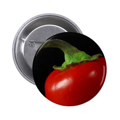 Chile rojo pin