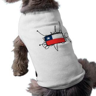 Chile Camisetas De Perro