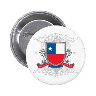 Chile Shield Pin