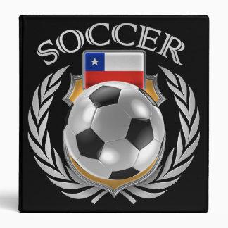 Chile Soccer 2016 Fan Gear Binder