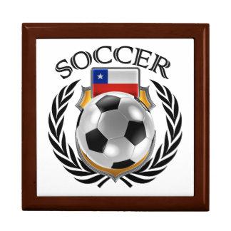 Chile Soccer 2016 Fan Gear Gift Box