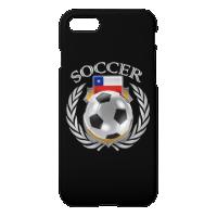 Chile Soccer 2016 Fan Gear iPhone 7 Case