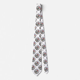 Chile Soccer 2016 Fan Gear Tie