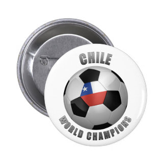 CHILE SOCCER CHAMPIONS PIN