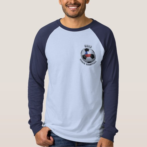 CHILE SOCCER CHAMPIONS T-Shirt