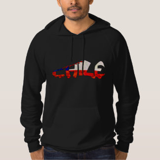 Chile Soccer Cleat Design Pullover