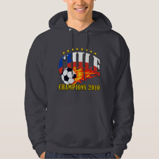 Chile Soccer Hoodie