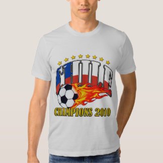 Chile Soccer T-Shirt