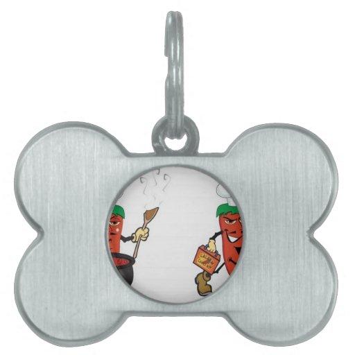 chile-sopa-vector placas mascota