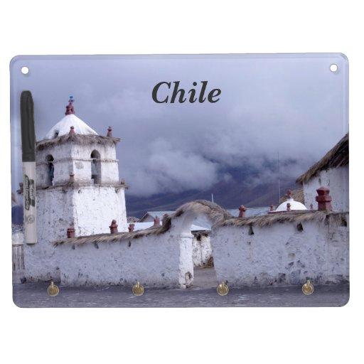 Chile Tablero Blanco