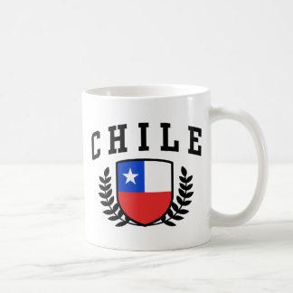 Chile Taza Clásica
