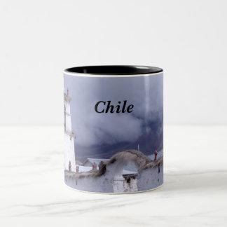 Chile Taza De Dos Tonos