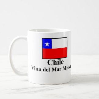 Chile Vina del Mar Mission Drinkware Classic White Coffee Mug