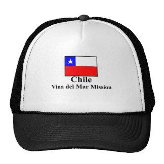 Chile Vina del Mar Mission Hat