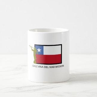 Chile Vina del Mar Mission LDS CTR Classic White Coffee Mug