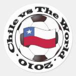 Chile vs The World Sticker