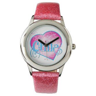 CHILE watch Design