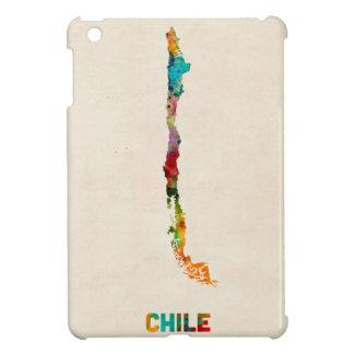 Chile Watercolor Map Case For The iPad Mini