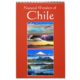 chile wonders calendar