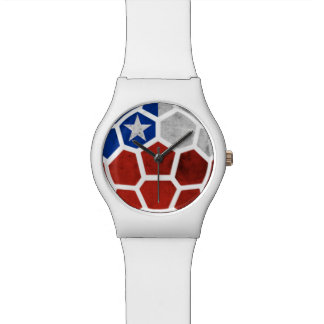 Chile World Cup Soccer (Football) Watch