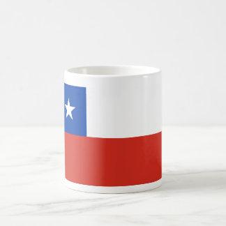 Chile World Flag Classic White Coffee Mug