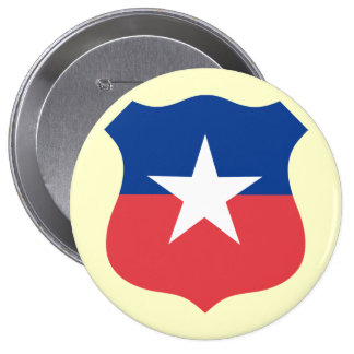 Chilean Air Force roundel, Chile Button
