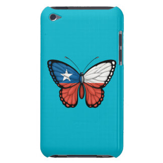 Chilean Butterfly Flag Barely There iPod Case