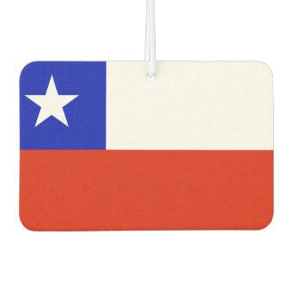 Chilean Flag Air Freshener