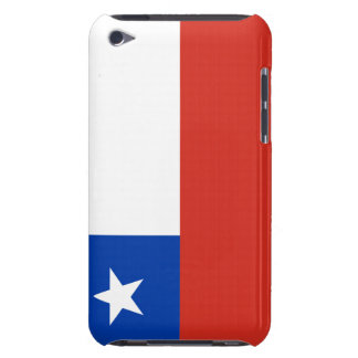 Chilean Flag iPod Case Barely There iPod Cases