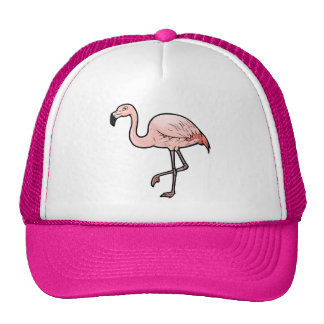 Chilean Flamingo Trucker Hat