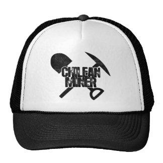 Chilean Miner Hats
