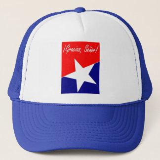 Chilean Miners Gracias, Señor! Trucker Hat