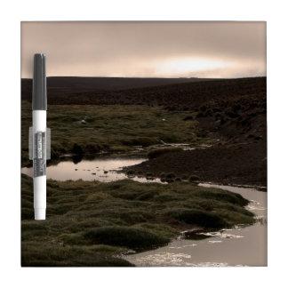 Chilean Stream Dry Erase Boards
