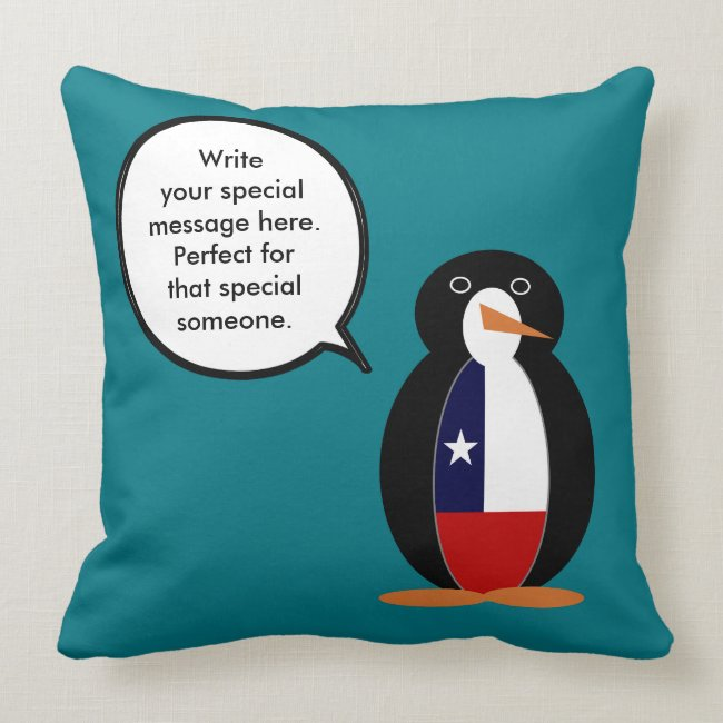 Chilean Talking Mr. Penguin