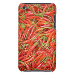 chiles calientes Case-Mate iPod touch protector