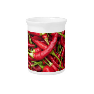 Chiles Jarras Para Bebida