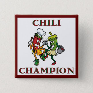 Chili Champion Dancing Chilis Button